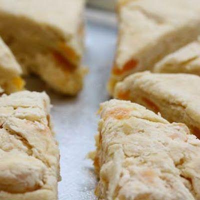 Apricot Sour Cream Scones Recipe Recipe Sour Cream Scones Cream Scones Recipe Recipes