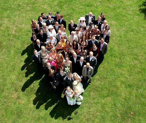 Family Picture Ideas For Wedding: Creative Family Portraits