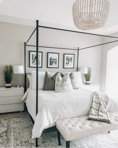 SUPER STYLISH AND FRESH BLACK AND WHITE HOME DÉCOR IDEAS THAT WILL WIDEN YOUR EYES images