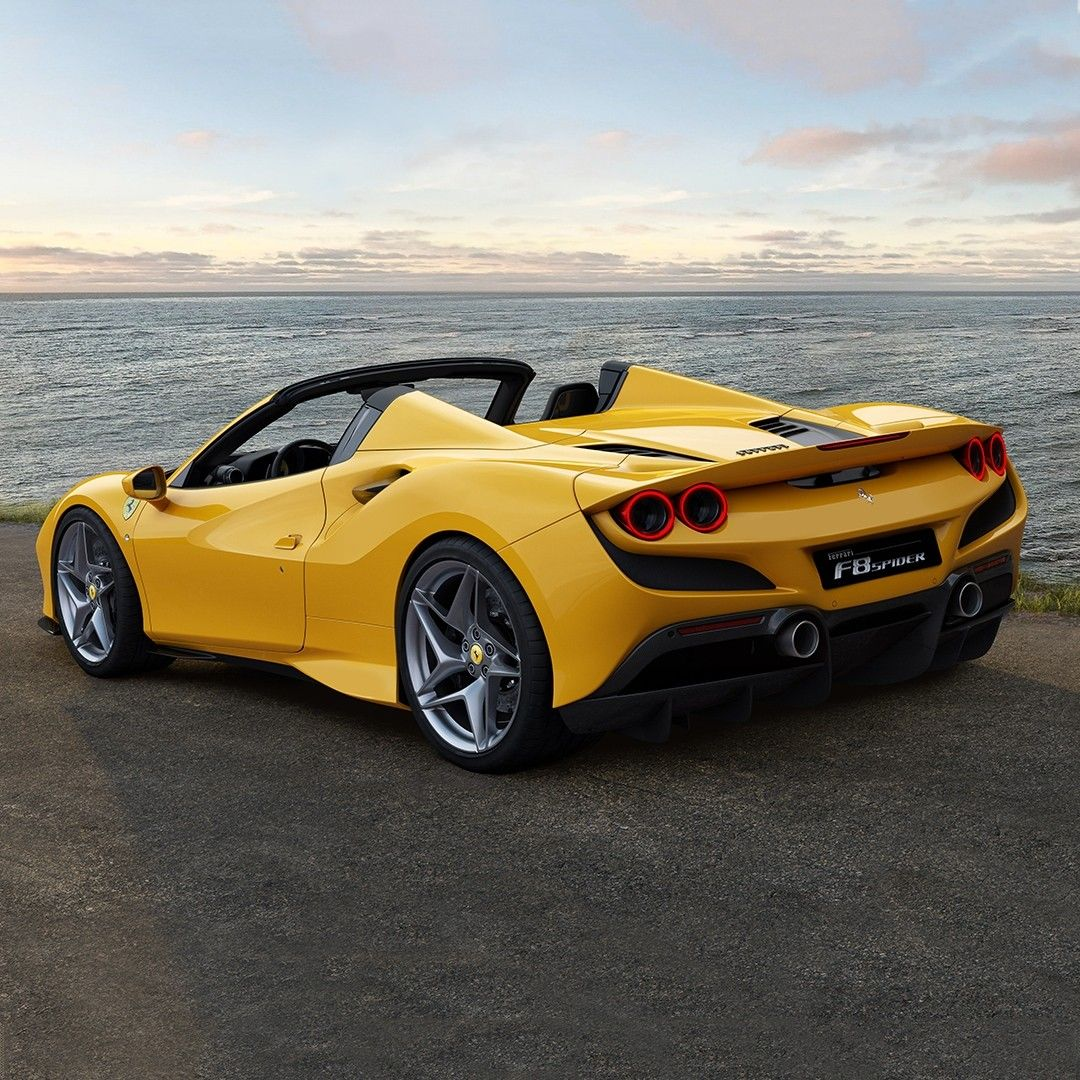 Ferrari F8 Tributo Convertible: Pin By Abdul Saleem On Hot Cars