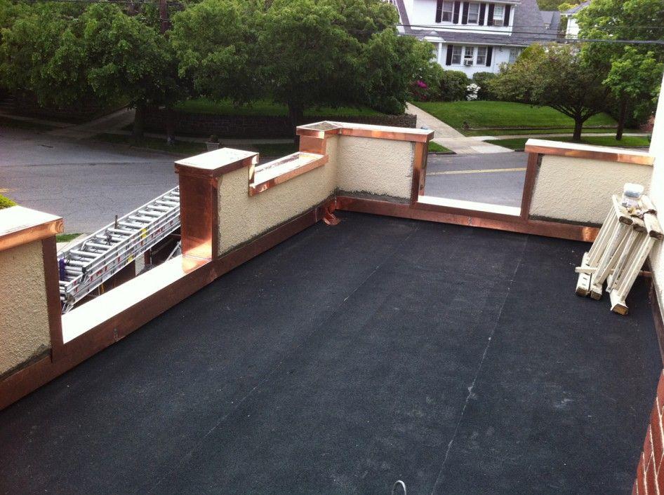 Pin By Daniel Ewer On Balcony Wall Ideas Flat Roof White Plains