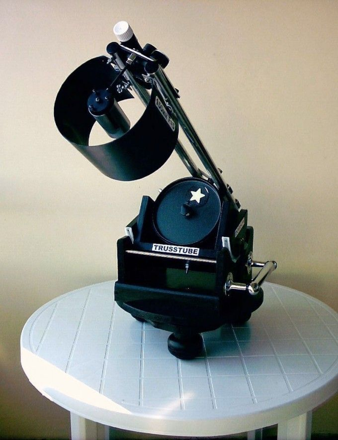 40 Epic Homemade Telescopes W How To Make Guides With Images