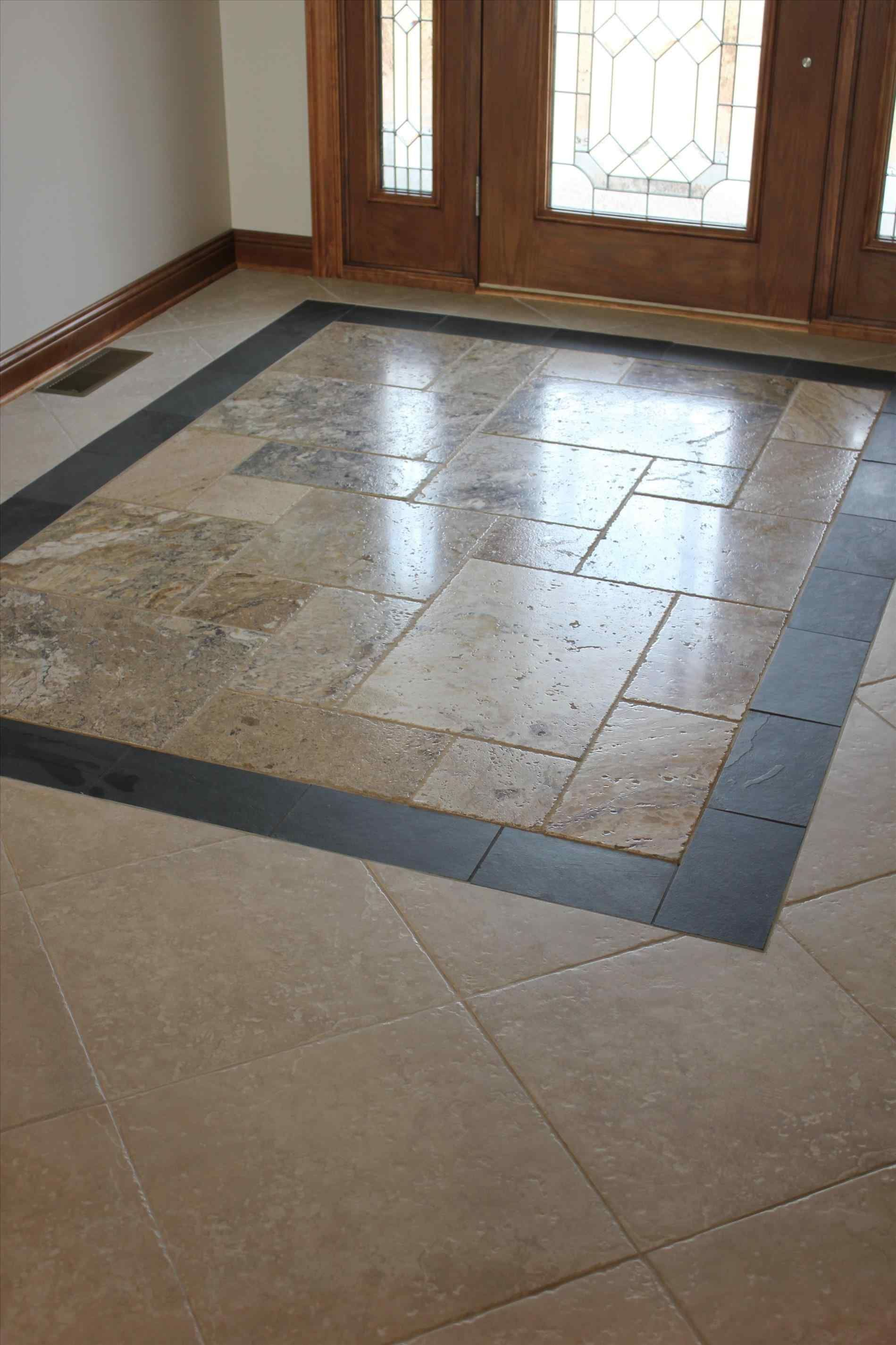 Brilliant Gorgeous Entry Floor Tile Designs For Your Home Inspiration