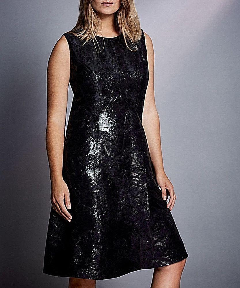 Kleider Damenmode NEW BLACK SEQUIN COCKTAIL EVENING PARTY