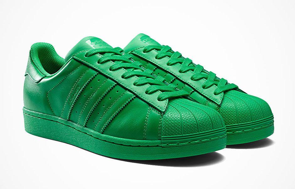 b8efb4c711483 Adidas Supercolor Green