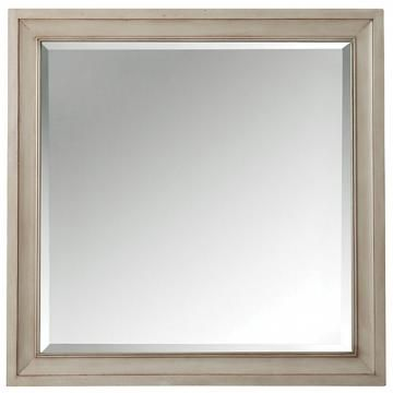 "Hazelton 30"" square Bathroom Mirror. $169+$30 shipping.  Use to stage mom's entry, then use over Malm vanity desk in sunroom.