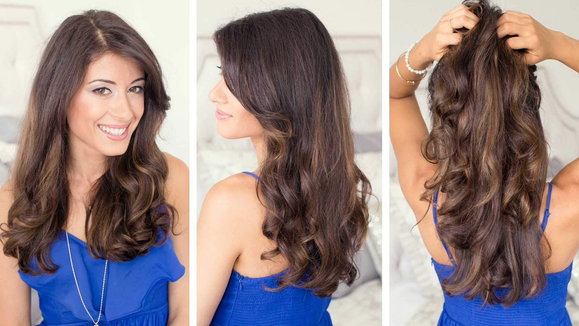How To: Blow Dry Wavy | Hair & Beauty | Pinterest | Blow dry, Hair ...
