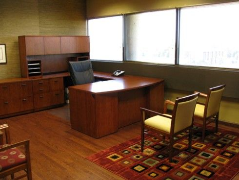 Feng shui office design small office design office - Small office setup ideas ...