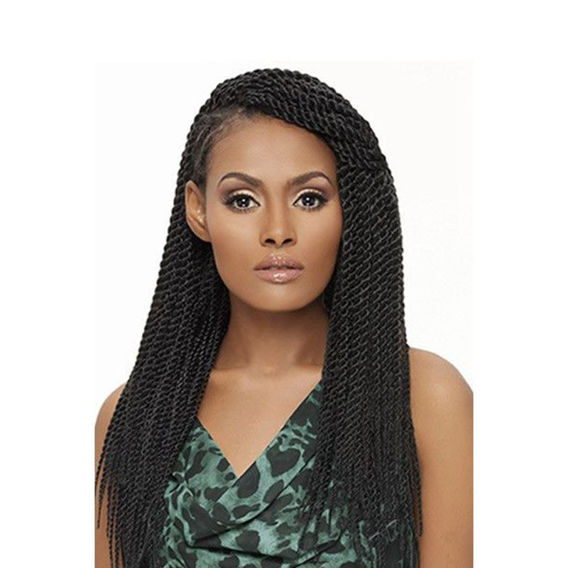 The Harlem 125 Kima Synthetic Braiding Hair Senegal Rope Twist Is A Simple Way To Have Great Senegalese Twists