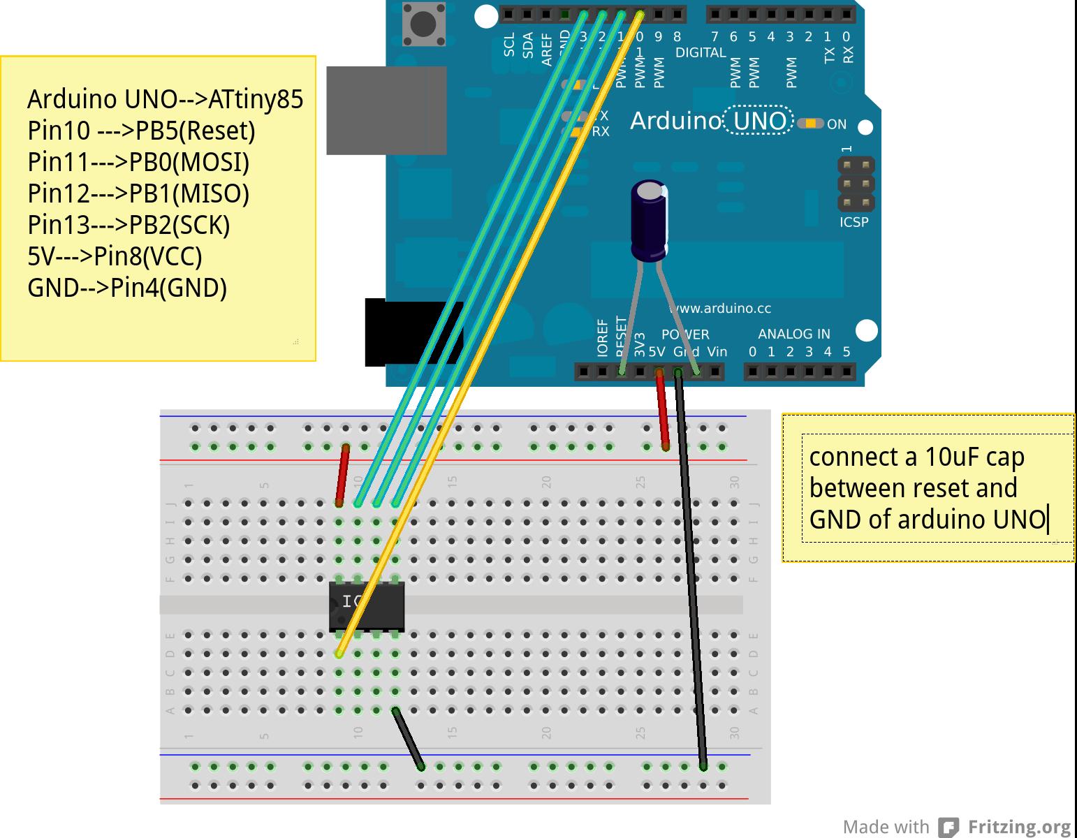 Attiny Rx Tx Google Search Pinterest Arduino Franklin Oscillator Circuit Tesla Shuttle How To