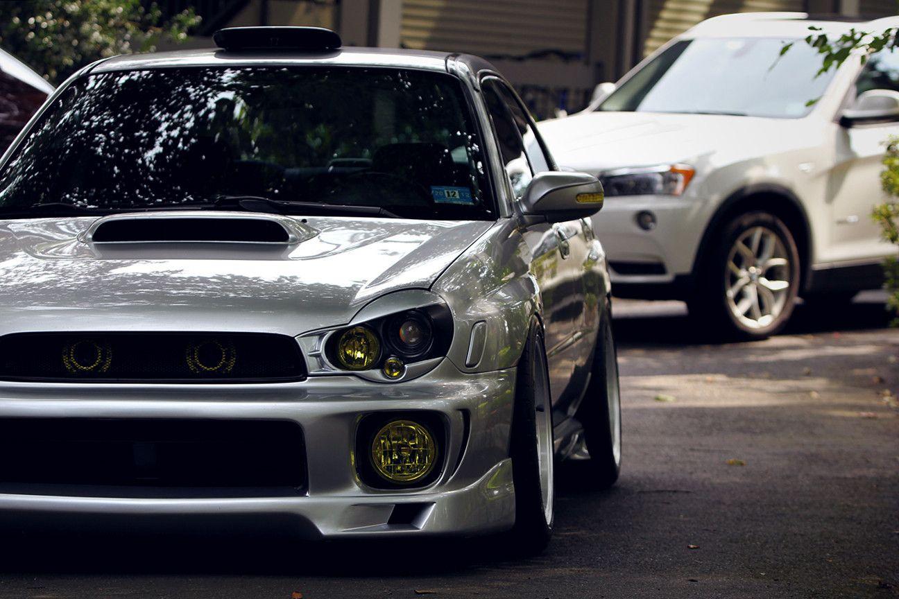 Silver Bugeye Subaru | Subaru impreza, Impreza, Subaru