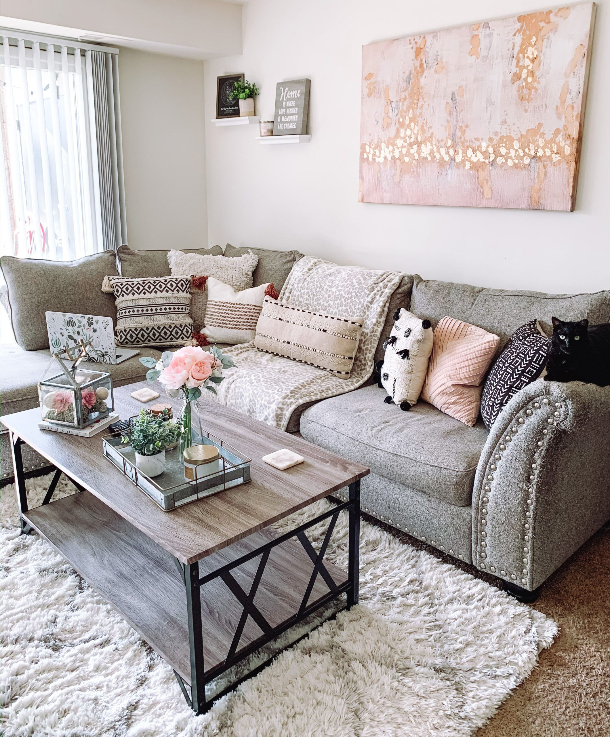 Living Room Decor On A Budget In 2020 Living Room Decor On A