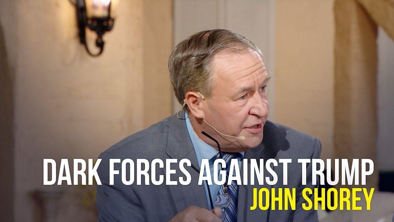 Dark Forces Against Trump John Shorey Trump, Force