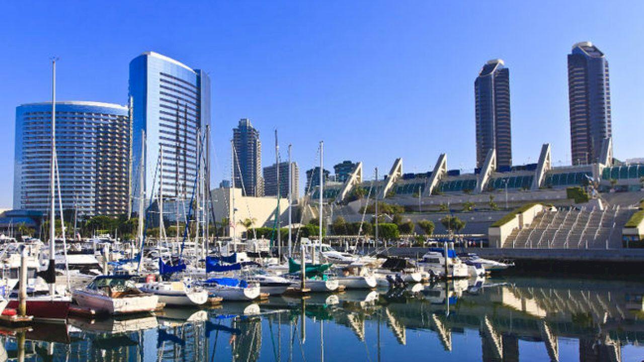 أين تقع سان دييغو Visit California San Diego Lodging San Diego City