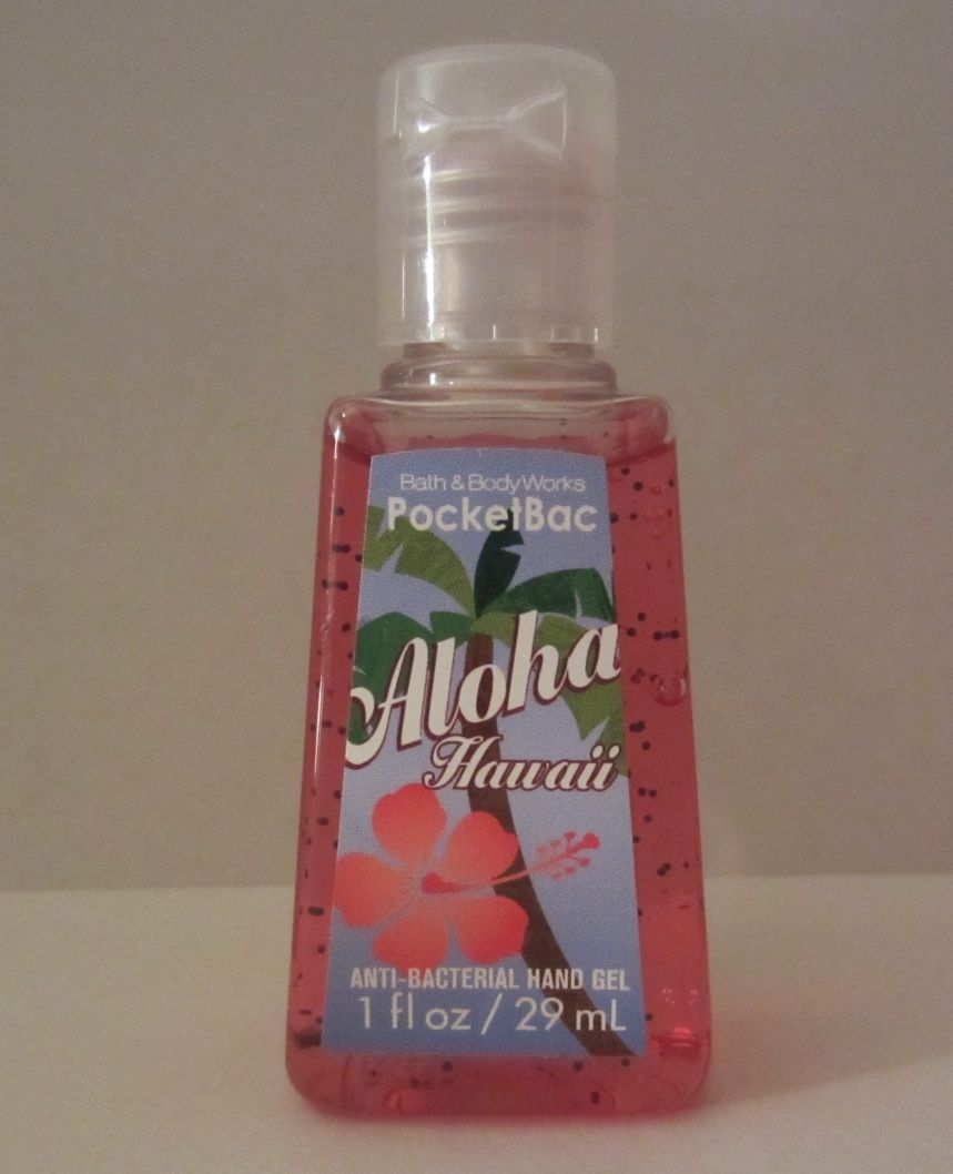 Aloha Hawaii Hawaii Exclusive Rare Pocketbac Pocketbac Hand