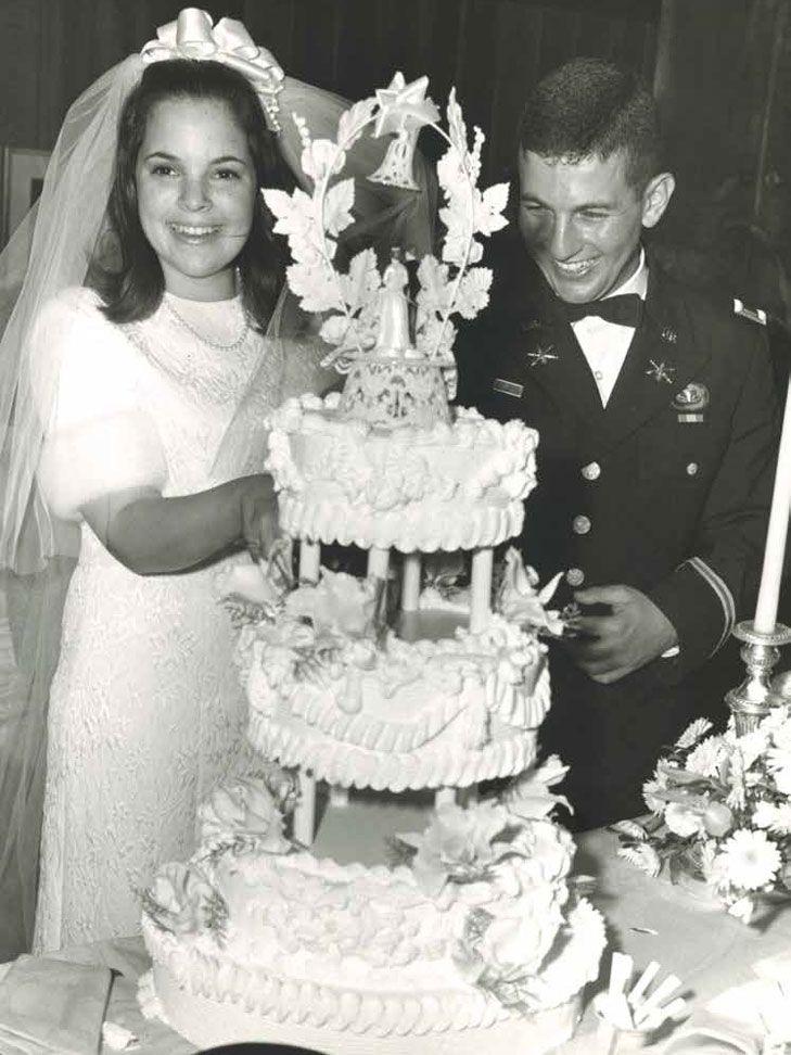 Ina Garten Jeffrey Wedding Photo 1968