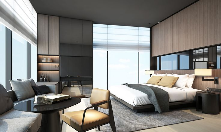 Modern Hotel Room the east hotel in hangzhou ,designandy zon . - google search