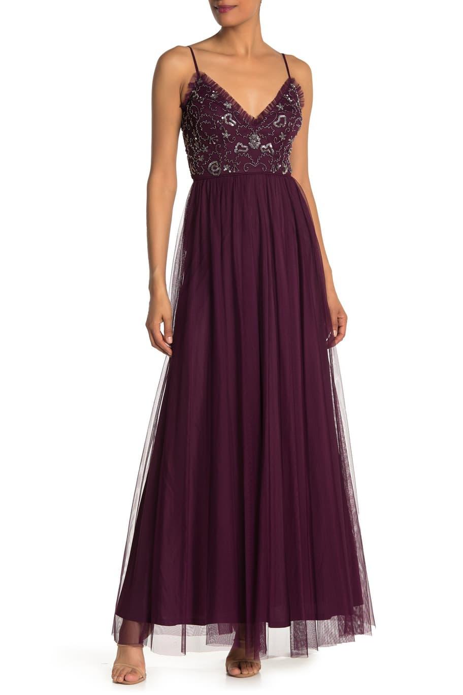Formal Dresses Nordstrom Rack In 2021 Tulle Gown Dresses Formal Dresses [ 1368 x 912 Pixel ]