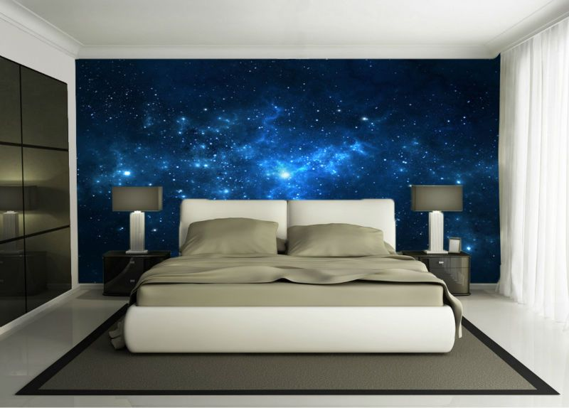 Post Free Sky Tv Wall Background Home Decoration Painting 3d