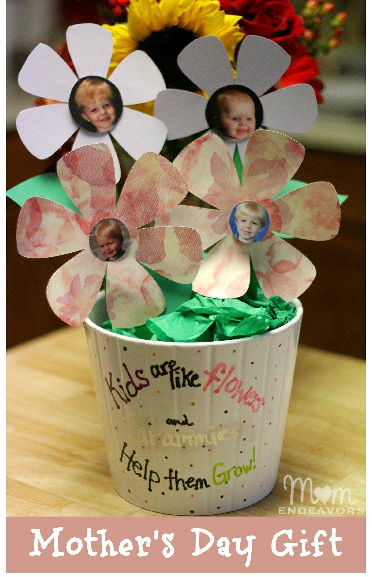 Tot School Tuesday 35 Handmade Mother S Day Gifts Gift Ideas