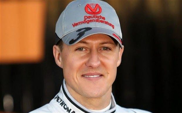 Lasgidi Life Breaking News Michael Schumacher Out Of Coma And