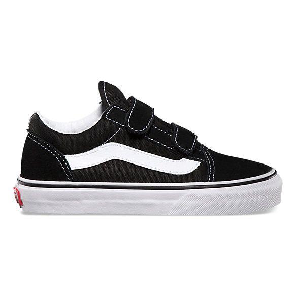 74ea2d3a Kids Old Skool V | Mr. & Mrs. H | Vans kids, Boys shoes, Vans skate ...