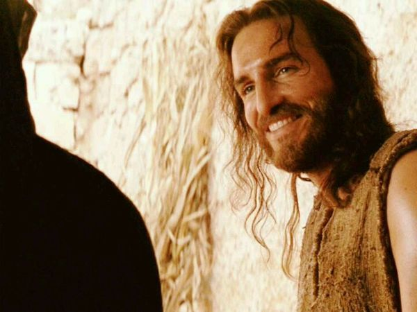 Smiling Jesus (The Passion Of The Christ, 2004) | Jesus ...