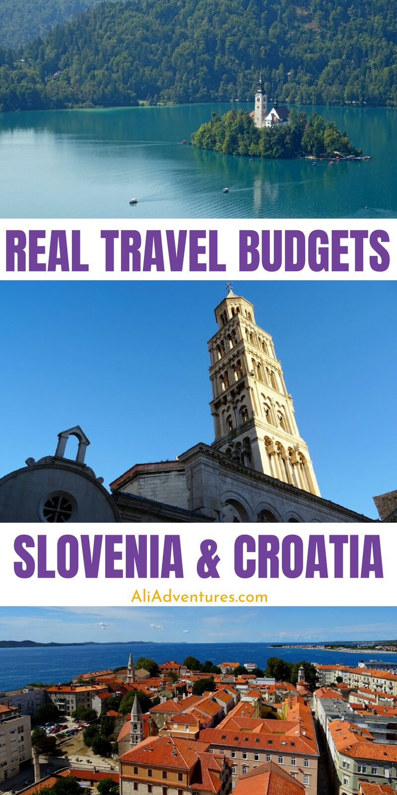 Before Your Trip See How Much We Spent Traveling In Slovenia And Croatia So You Can Plan Travel Budget These Are Both Gorgeous Countries To Visit
