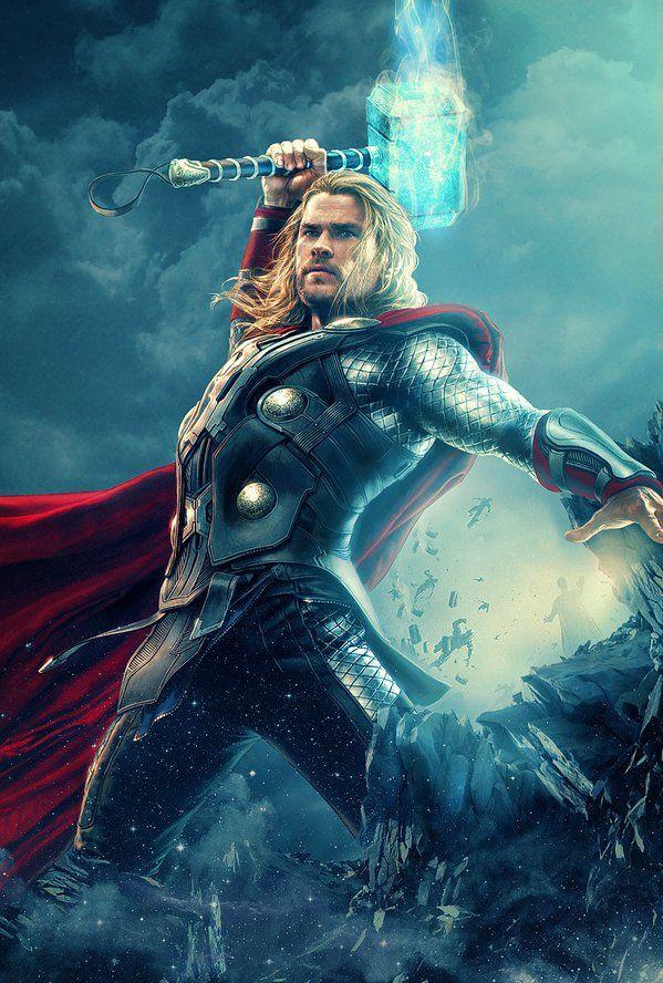 Twitter Marvel Thor Marvel Avengers
