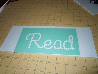 Make Your Own Rhinestone Template Backing Board Way Cheaper - How to make rhinestone templates