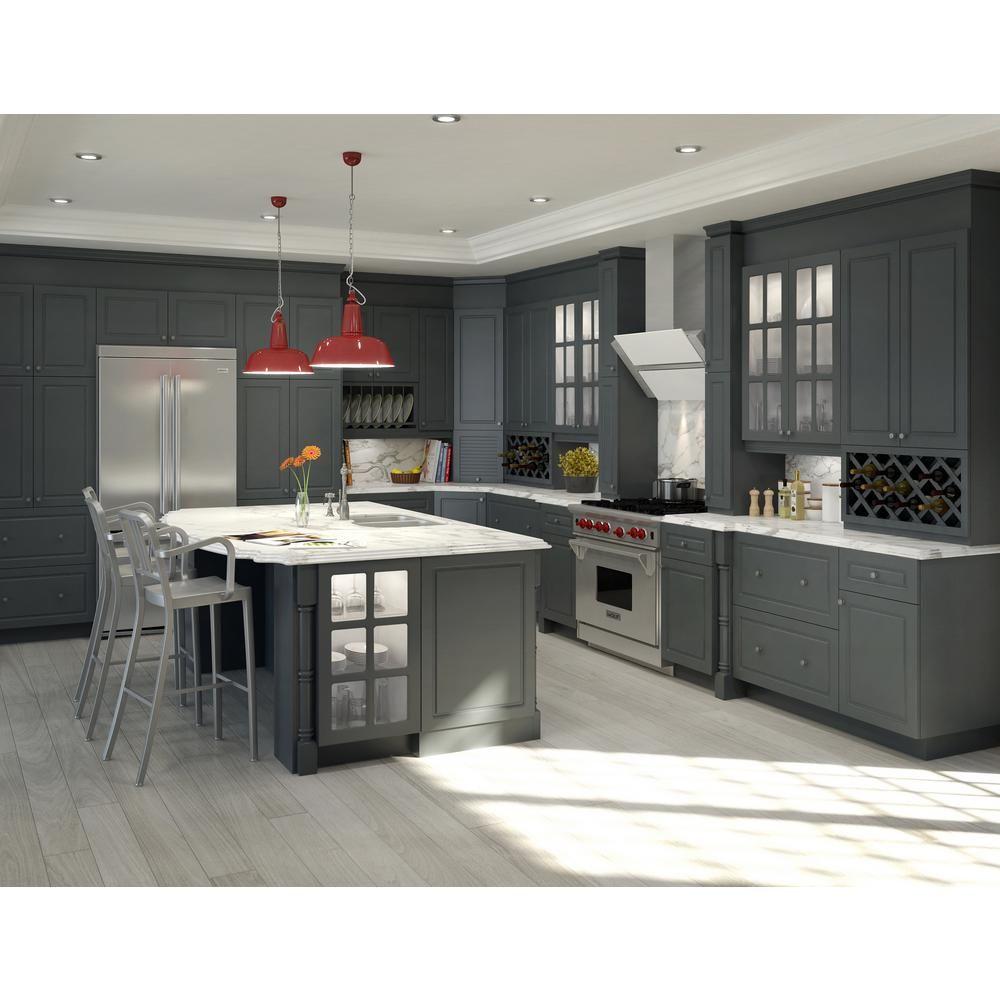 Island-glass door, furniture feel, custom design-avail at ...