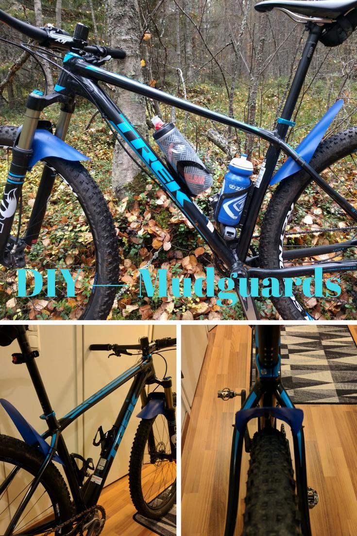 Do It Yourself Mountain Bike Mudguards Bicicletas Motorizada
