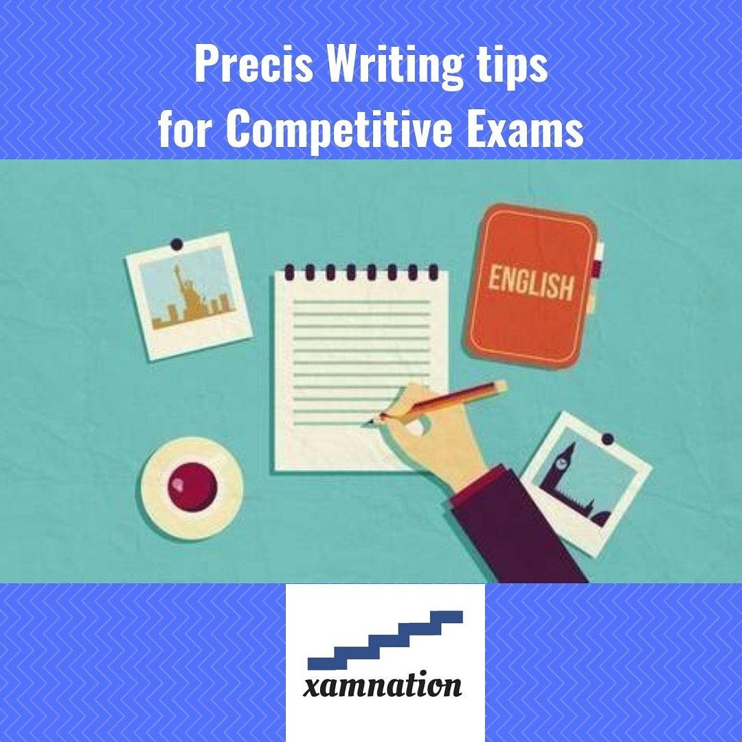 Precis Writing Tips Writing Tips Writing Exam [ 1080 x 1080 Pixel ]