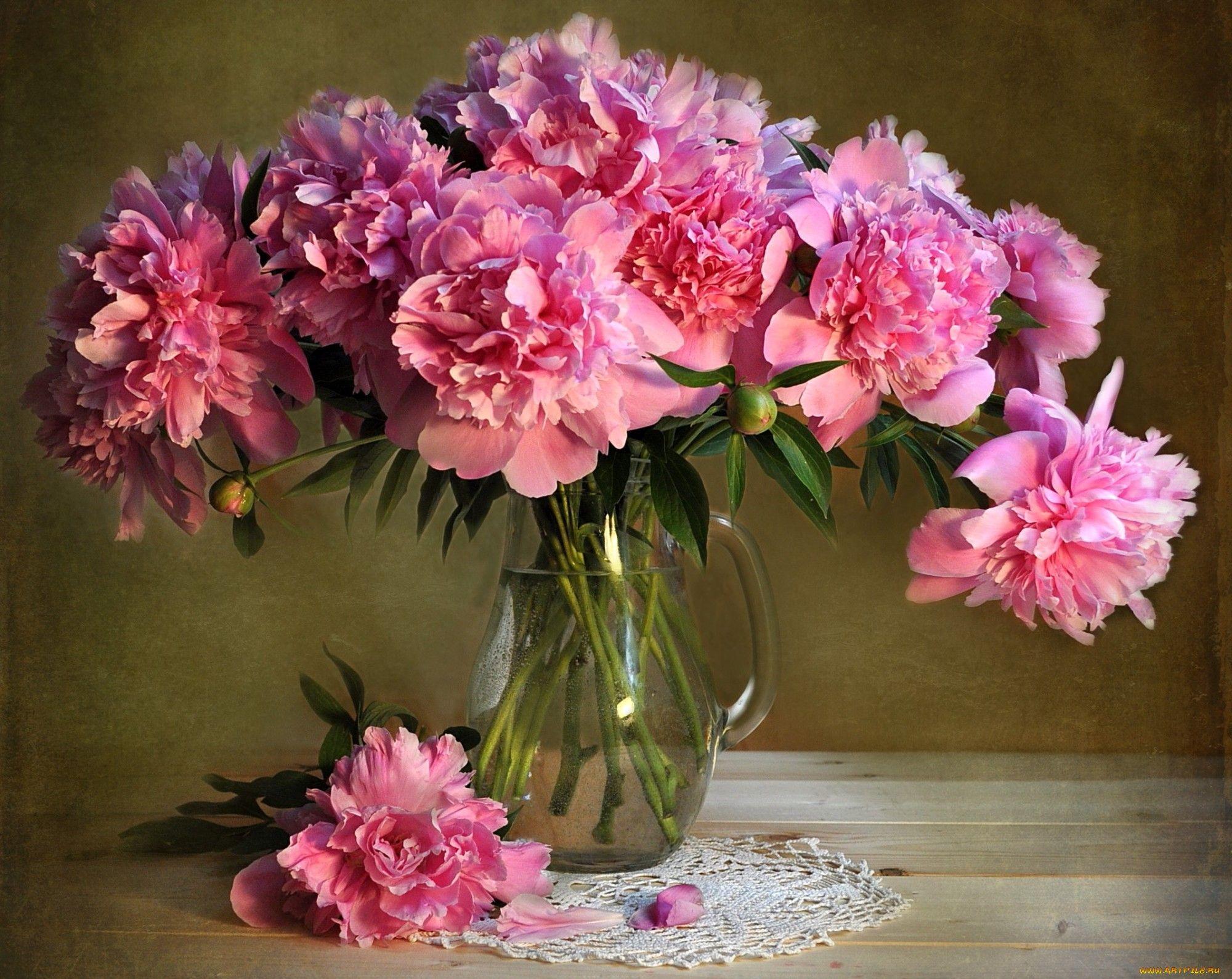 Картинки красивые корзины с цветами короткие
