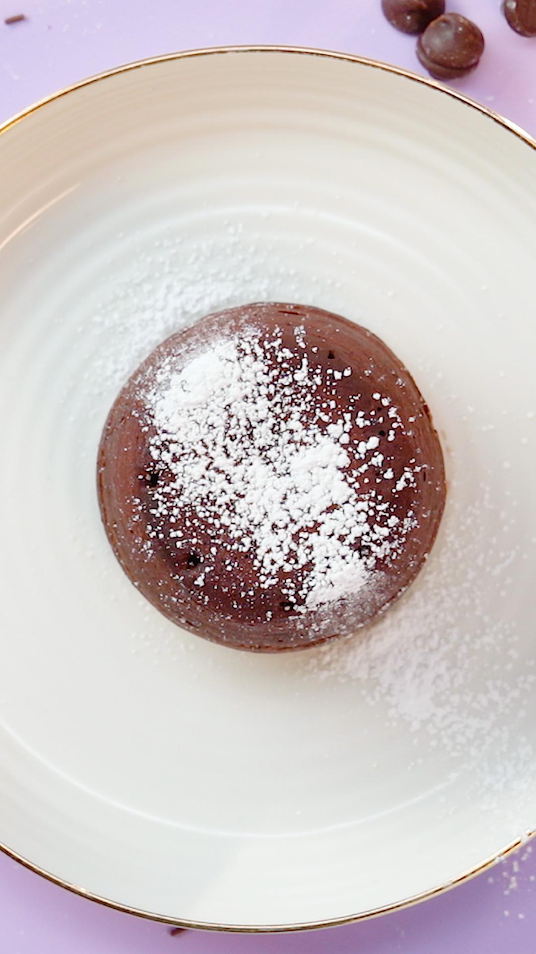 Chocolate Molten Lava Cakes This easy molten lava