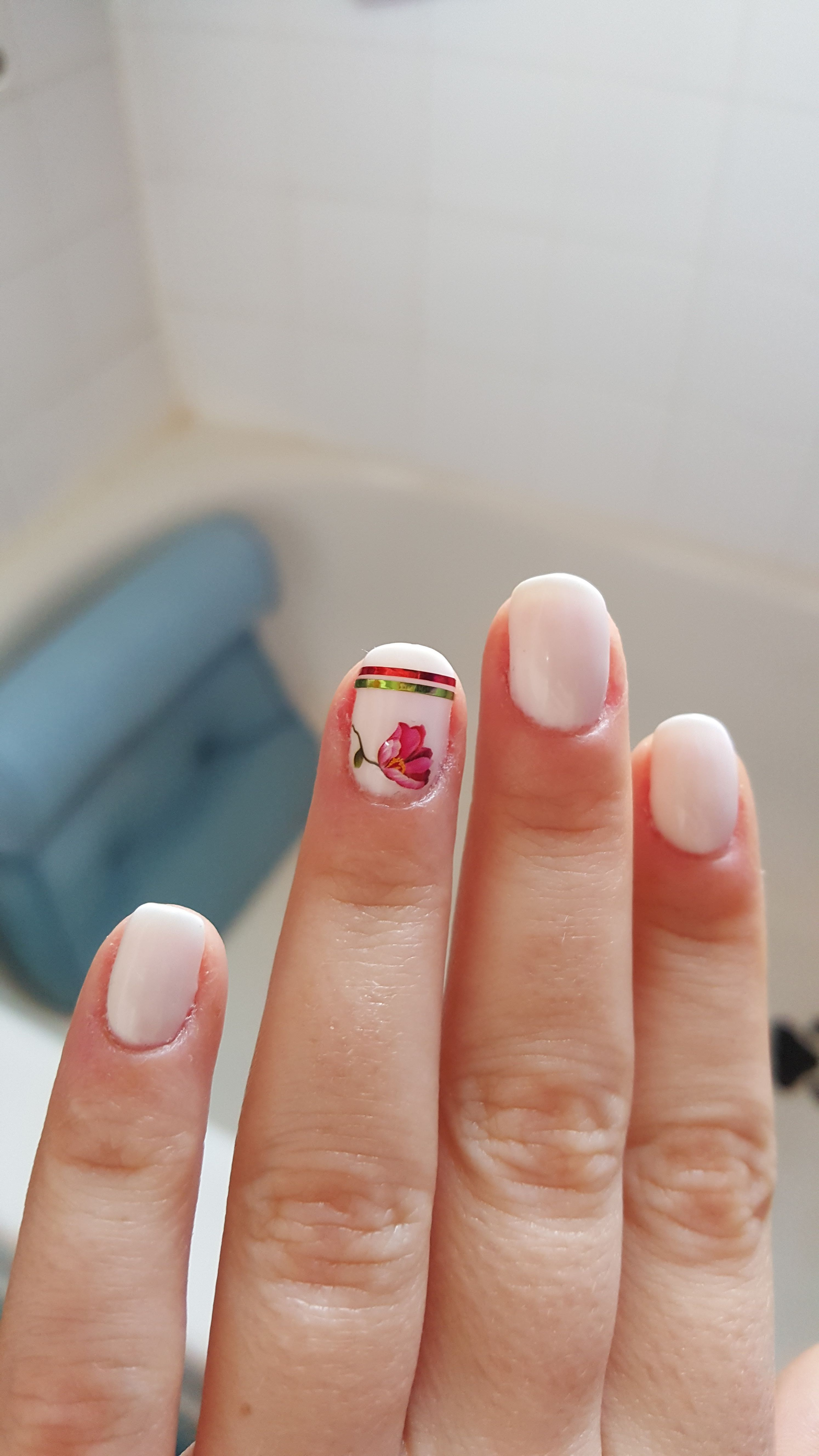 25 Most Awesome Mirror and Metallic Nail Art Ideas recommendations
