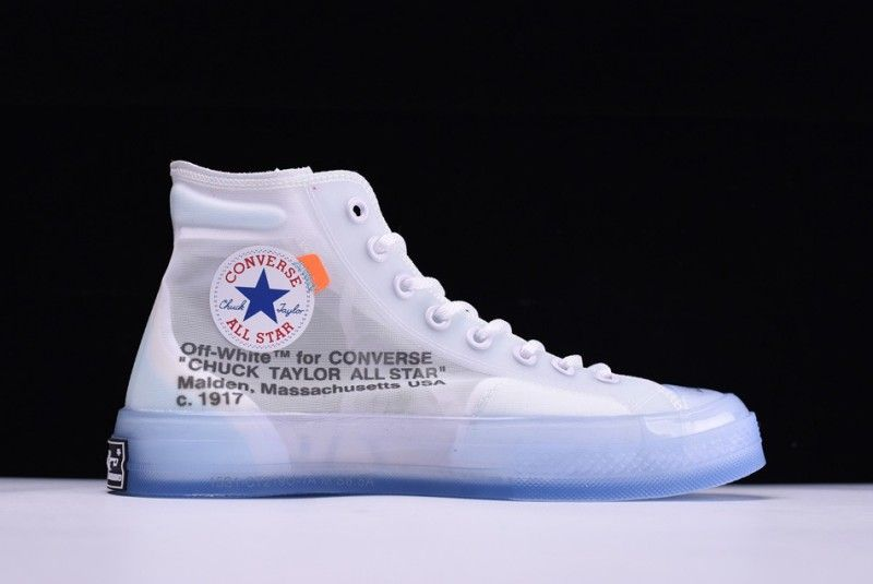 OFF WHITE x Converse Chuck Taylor All Star 70 Review