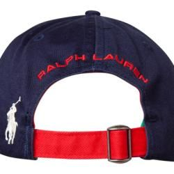Photo of Polo Ralph Lauren Base-Cap Herren, Baumwolle, blau Ralph Lauren