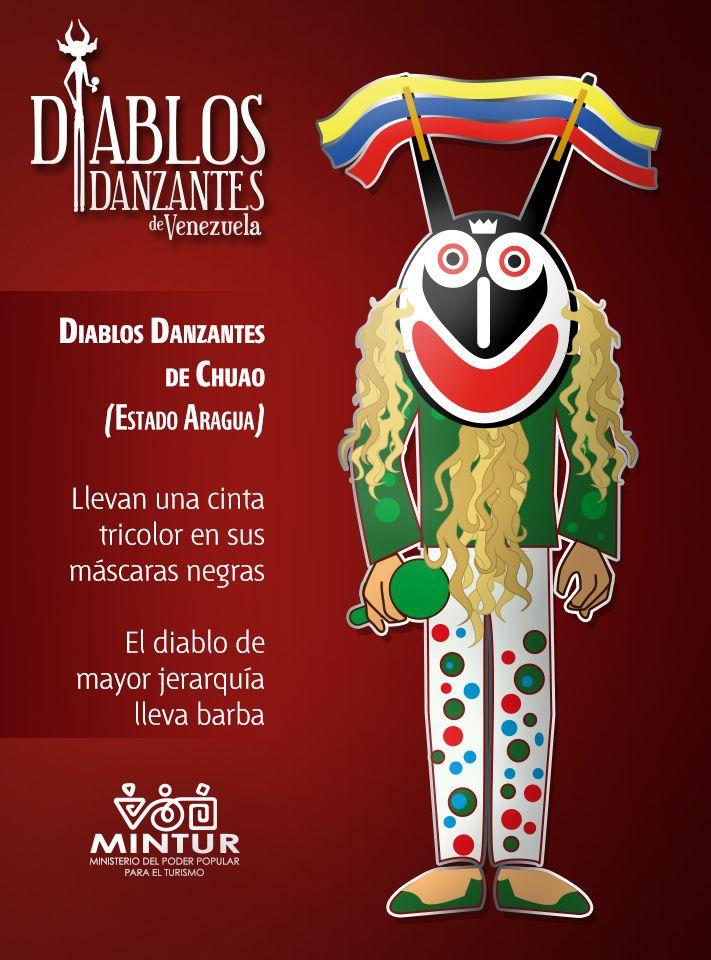 Pin En Diablos Danzantes De Venezuela 11 Cofradías De Tradición
