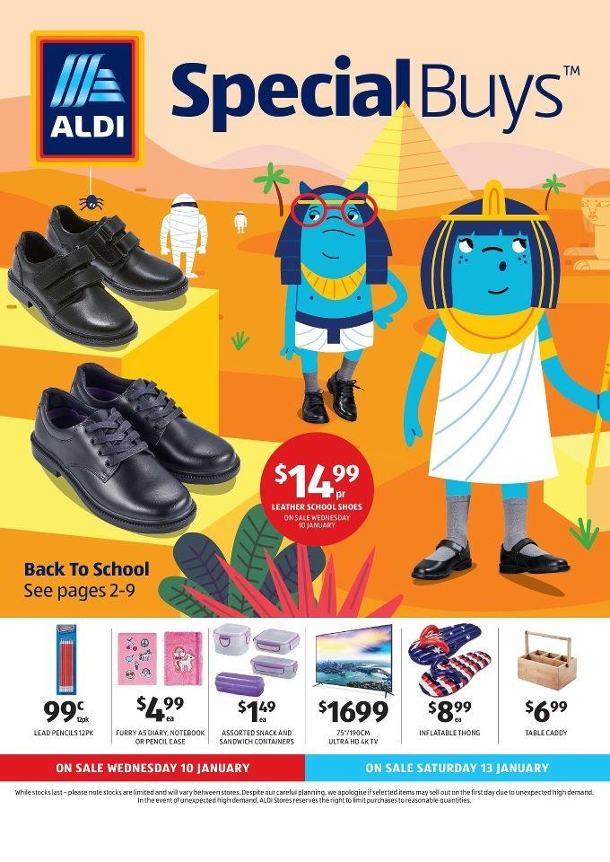 Aldi Catalogue Specials Week 2, 10 - 16 January 2018 - http://olcatalogue.com/aldi/aldi-australia-specials.html