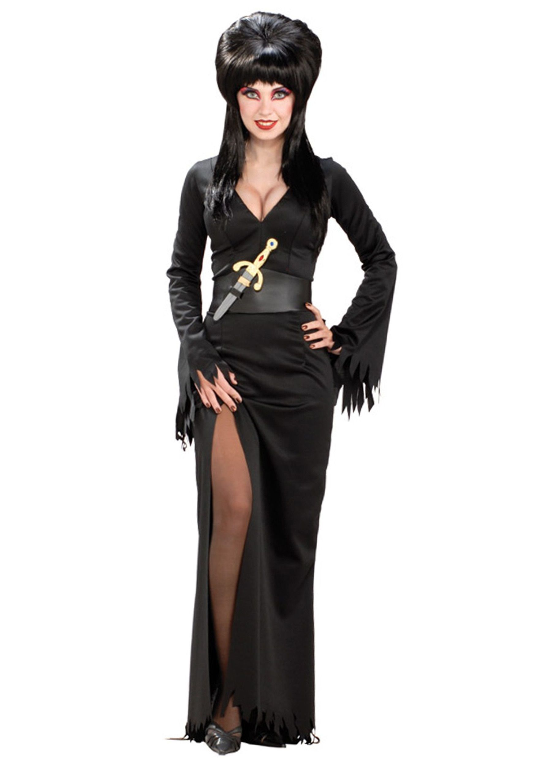 Adult Mistress Elvira Costume | Halloween Ideas! | Pinterest ...