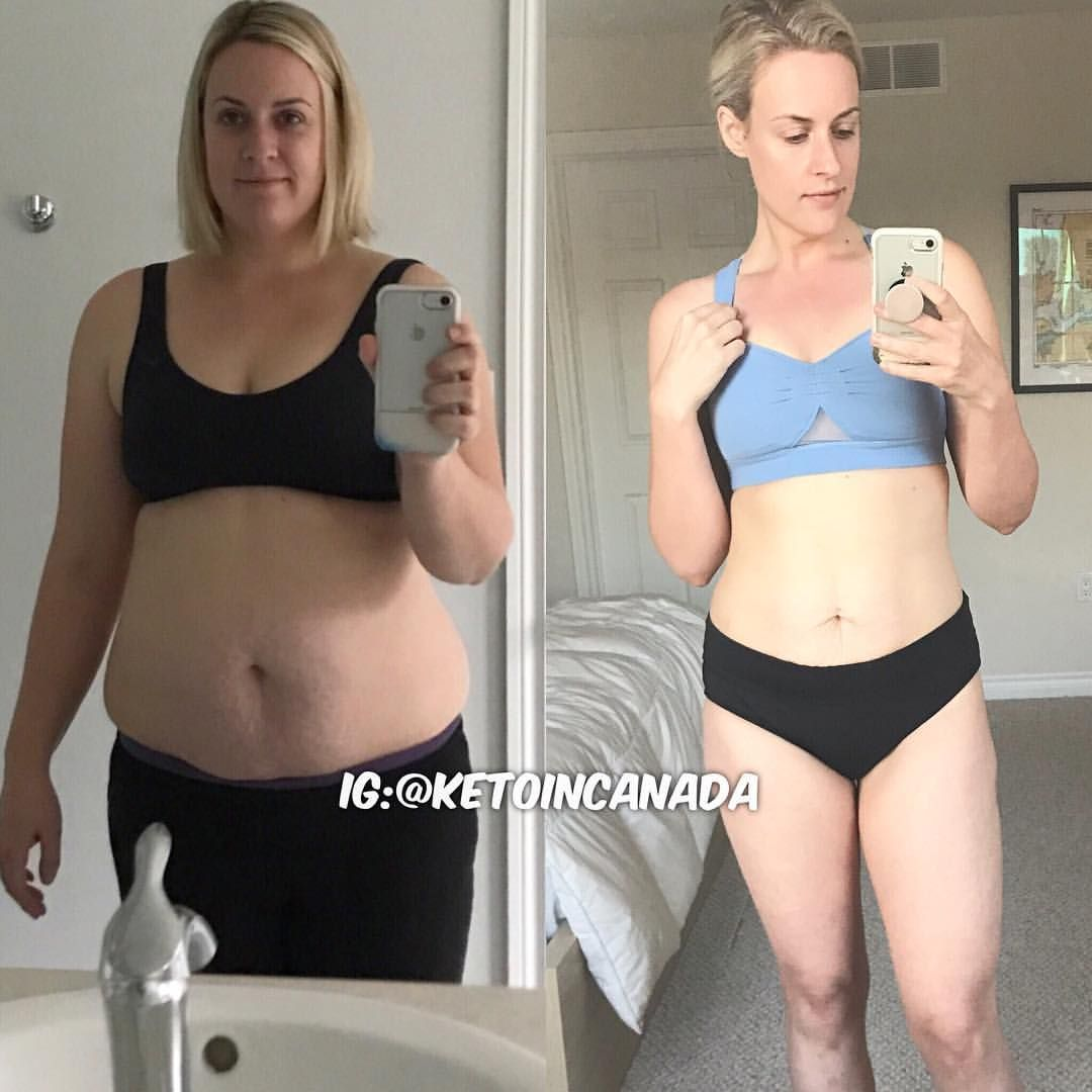 keto diet with no exercize results