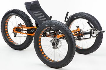 Angle Tech Cycles Cycle Different Off Road Recumbent Bicycles