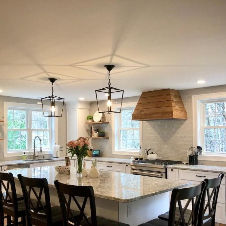 Range Hoods For Low Ceilings Lake House Kitchen Kitchen Remodel Kitschy Kitchen