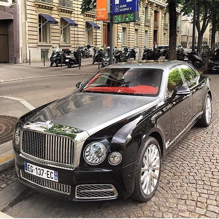 Cars Luxury Cars Bentley: Bentley Mulsanne