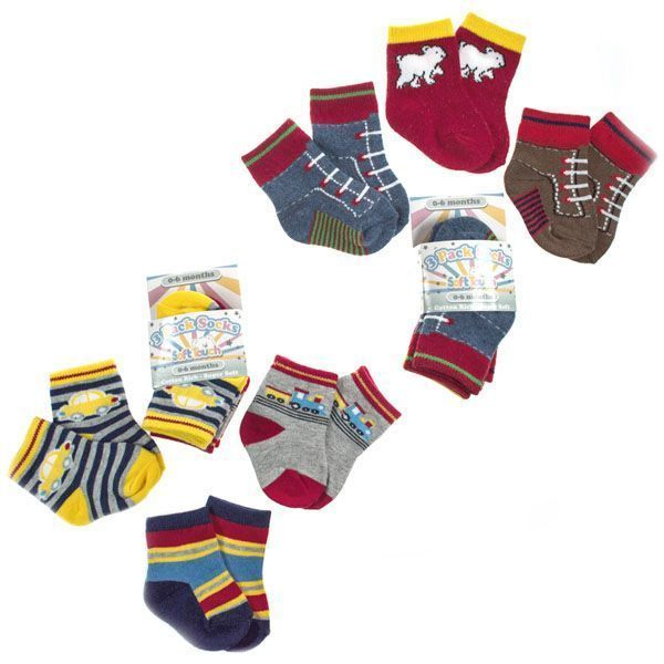 Boys 3-pack Socks by Soft Touch 2designs Listing in the Accessories,Baby Stuff…