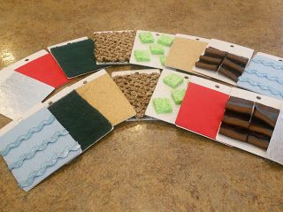 Hope For The Difficult Child: Easy and Free Sensory Boards {Tutorial}