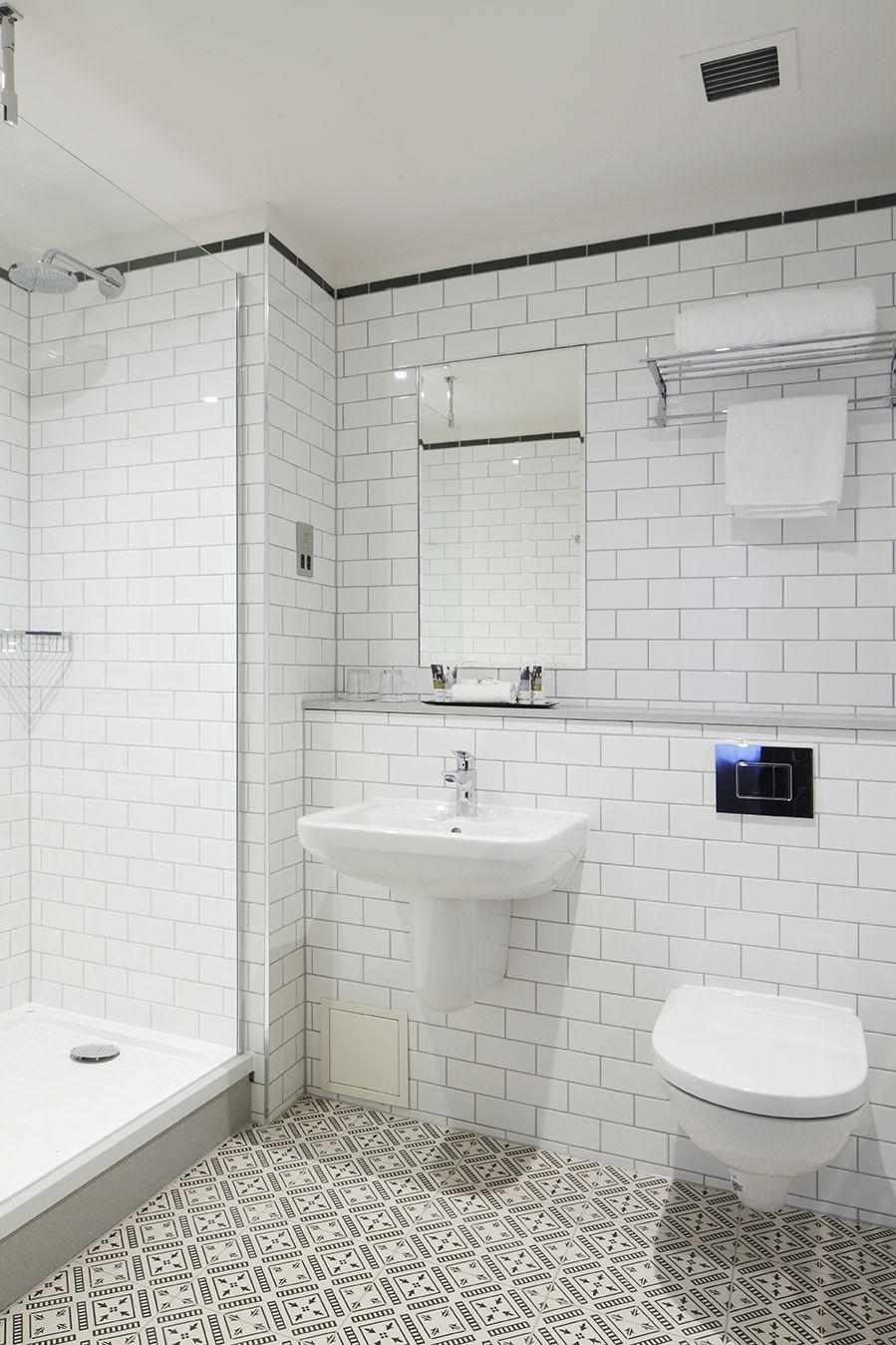 Mercure Bristol Grand Hotel | Guestroom Bathroom | Central Design ...