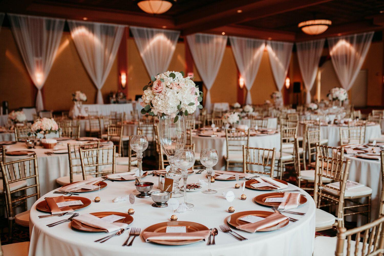 Chula Vista Resort Wisconsin Dells Wedding Venue