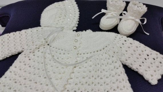 98499b067 Baby Sweater Set